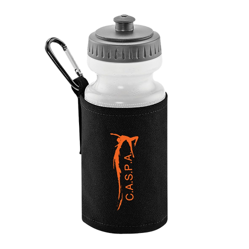 C.A.S.P.A. Water Bottle with Holder (QD440B)