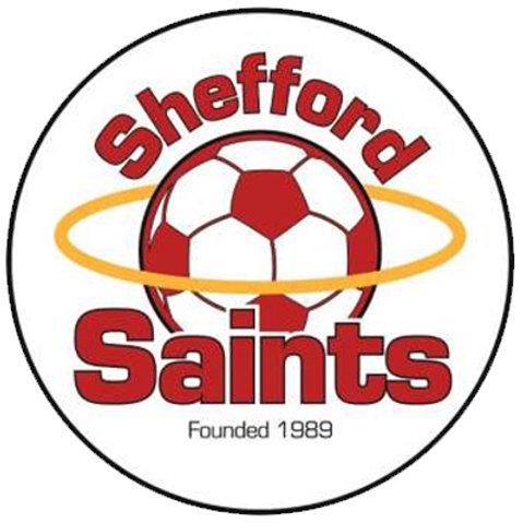 Shefford Saints Temporary Tattoos