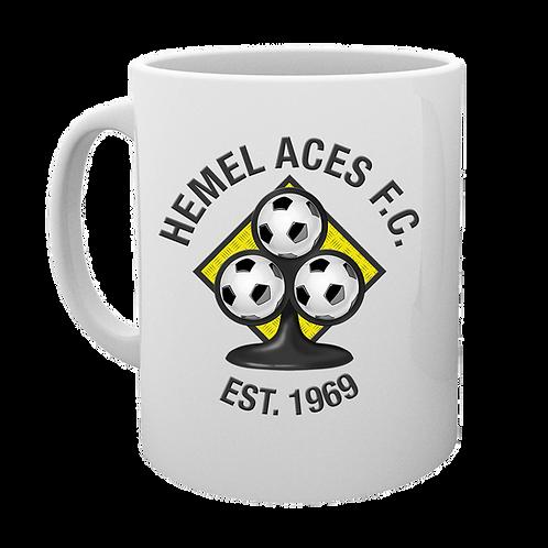 Hemel Aces FC Ceramic Mug