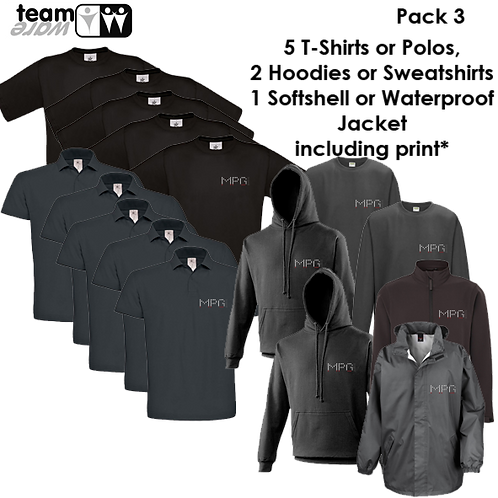Workwear Value Pack 3
