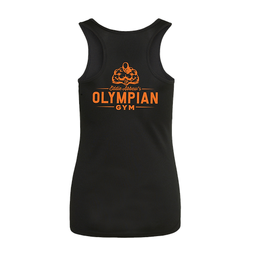Olympian Gym Ladies Neoteric Vest (JC015)