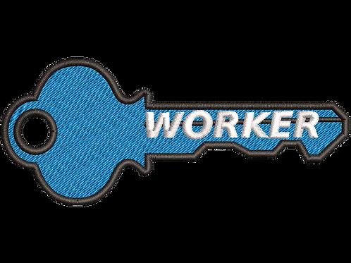 Keyworker Womens Polo Shirt