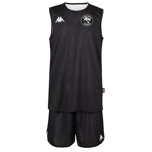 Oaklands Wolves Basketball Reversible Kit