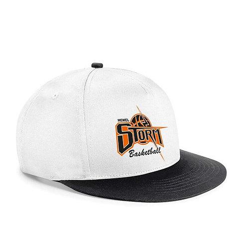 Storm Junior Cap - White (BC615)