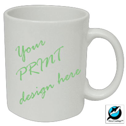 Ceramic Mug Sublimation Printed