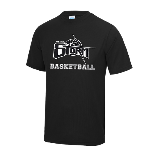 Junior Storm Logo Performance T-Shirt (JC01J)