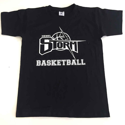 Storm Junior Large Logo Cotton T-Shirt