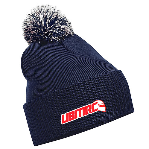 Embroidered UBMRC Beanie (BC450)