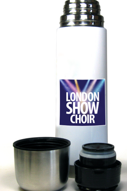 LSC Steel Thermos Flask