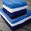 Thumbnail: Embroidered Luxury Cloth & Towel Set