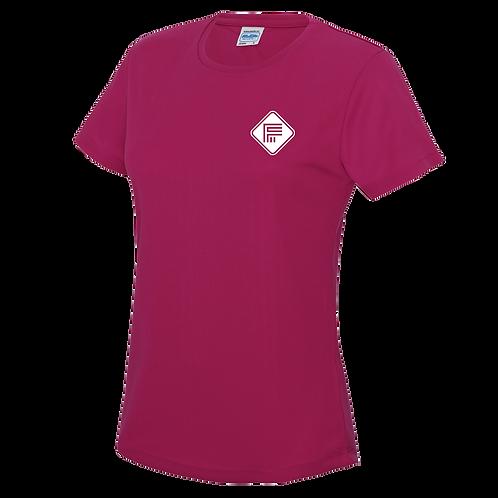 Fitness 4 You Women's Cool T-shirt (JC005)