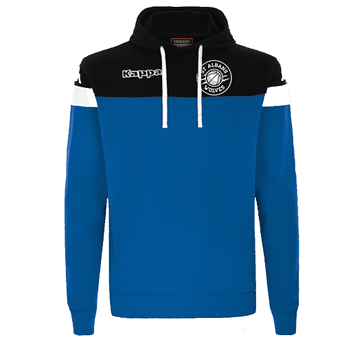 StAlbans Wolves Hooded Training Sweat