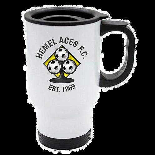 Hemel Aces FC Travel Mug