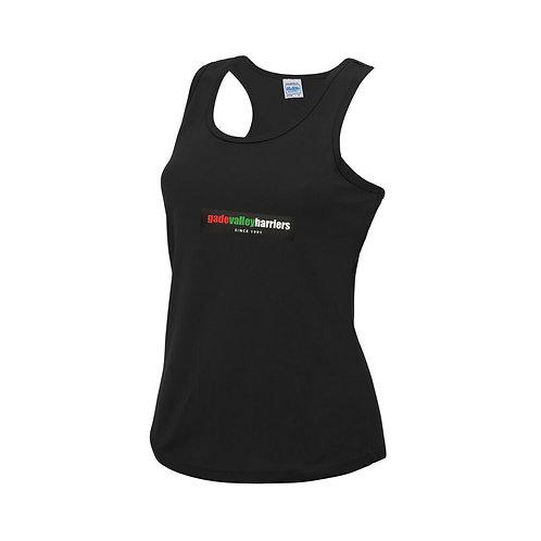 GVH 25th Anniv Racer Vest & Initials
