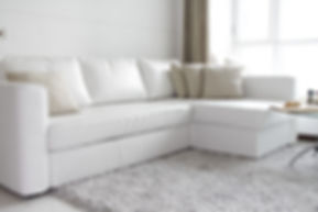 Complete  White Leather Upholstery Cleaning