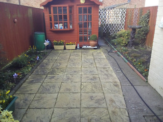 Patio Cleaning Hull