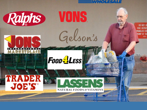 Grocery Stores Offering Senior Hours