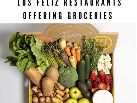 Los Feliz Restaurants turned General Store
