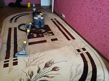 химисткка ковров