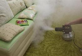 Обработка квартиры сухим туманом
