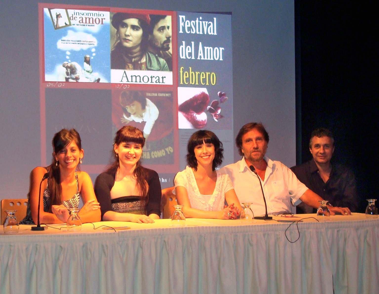 mesa festival del amor