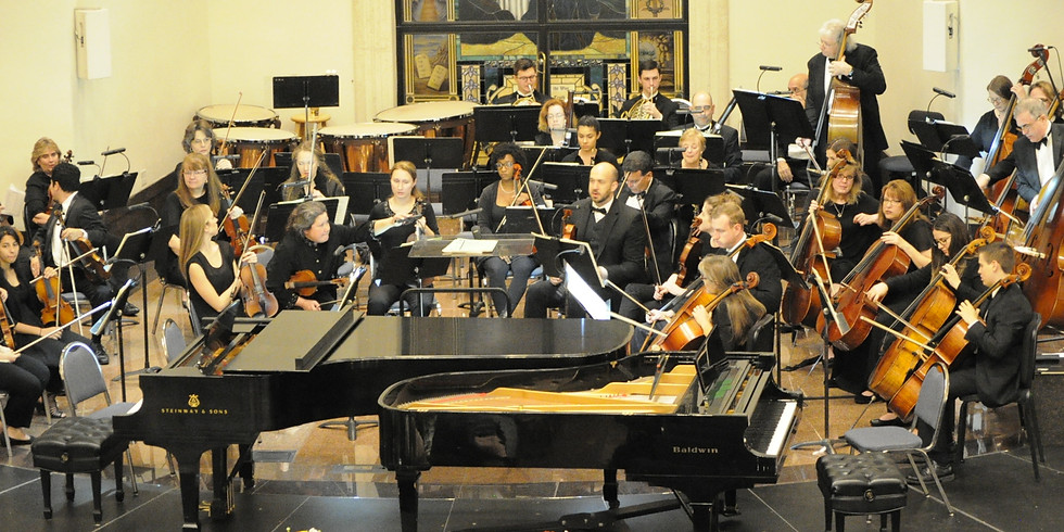 International Piano Festival Concerto Concert with PBA Symphony