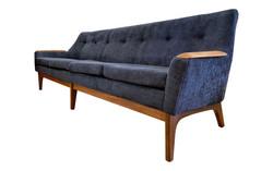 Sofa en teck '60s