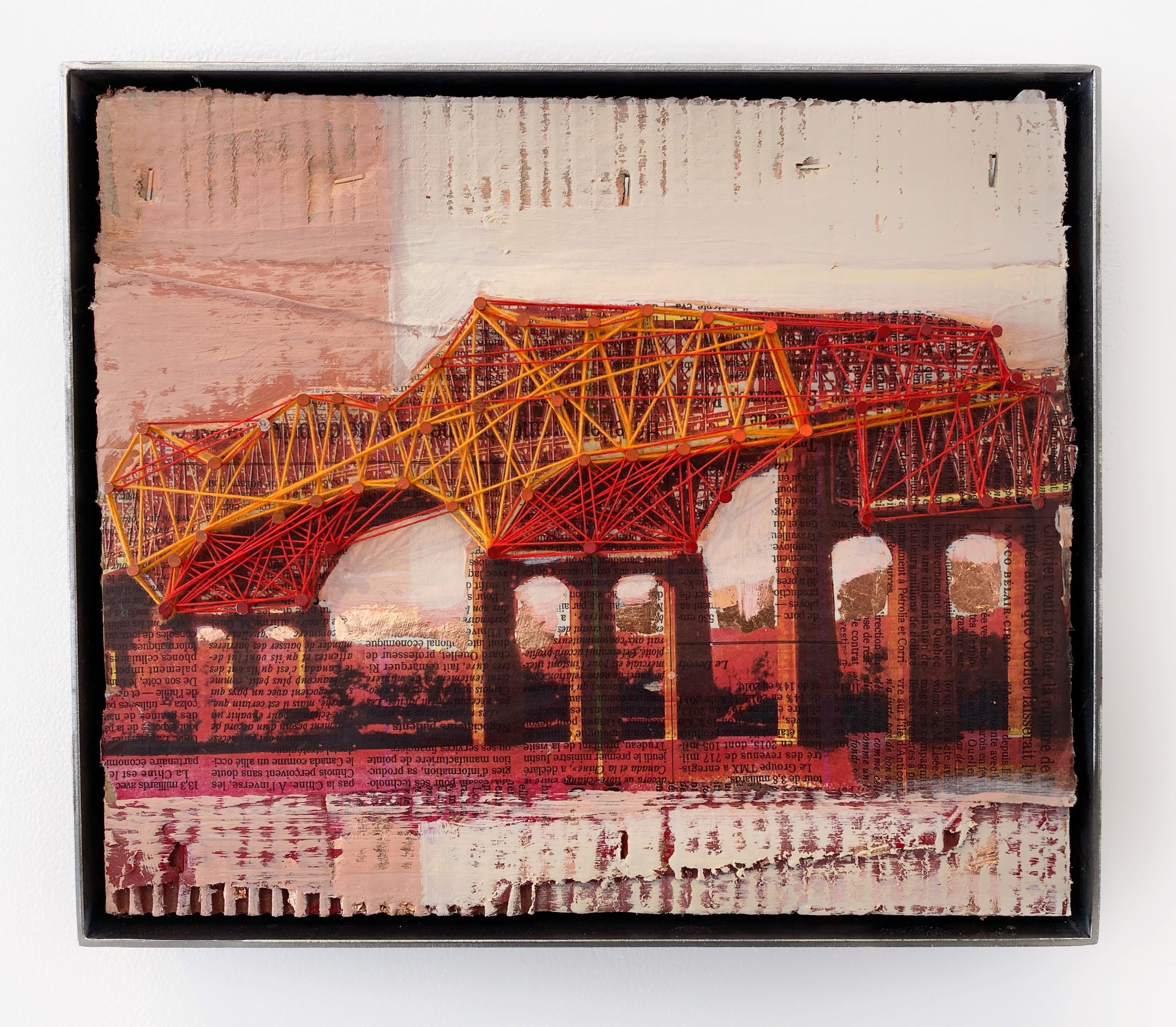 Vieux pont Champlain (orange)