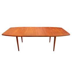 Table en teck '60s