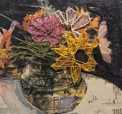 Fleurs du jardin 3  (couleurs)