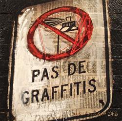 pas de graffitis