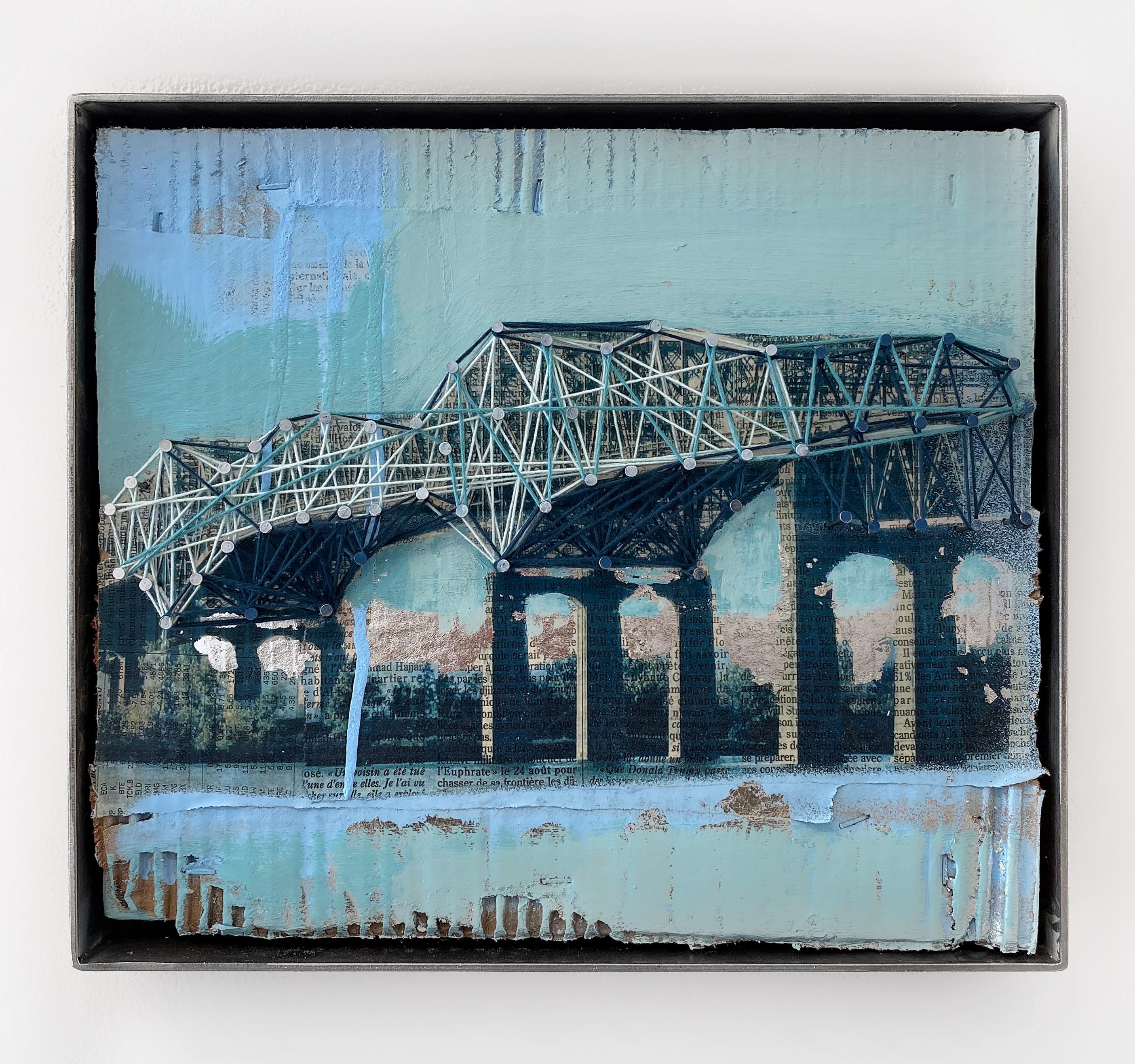 Vieux pont Champlain (bleu)33_657341608389663_304746969241223