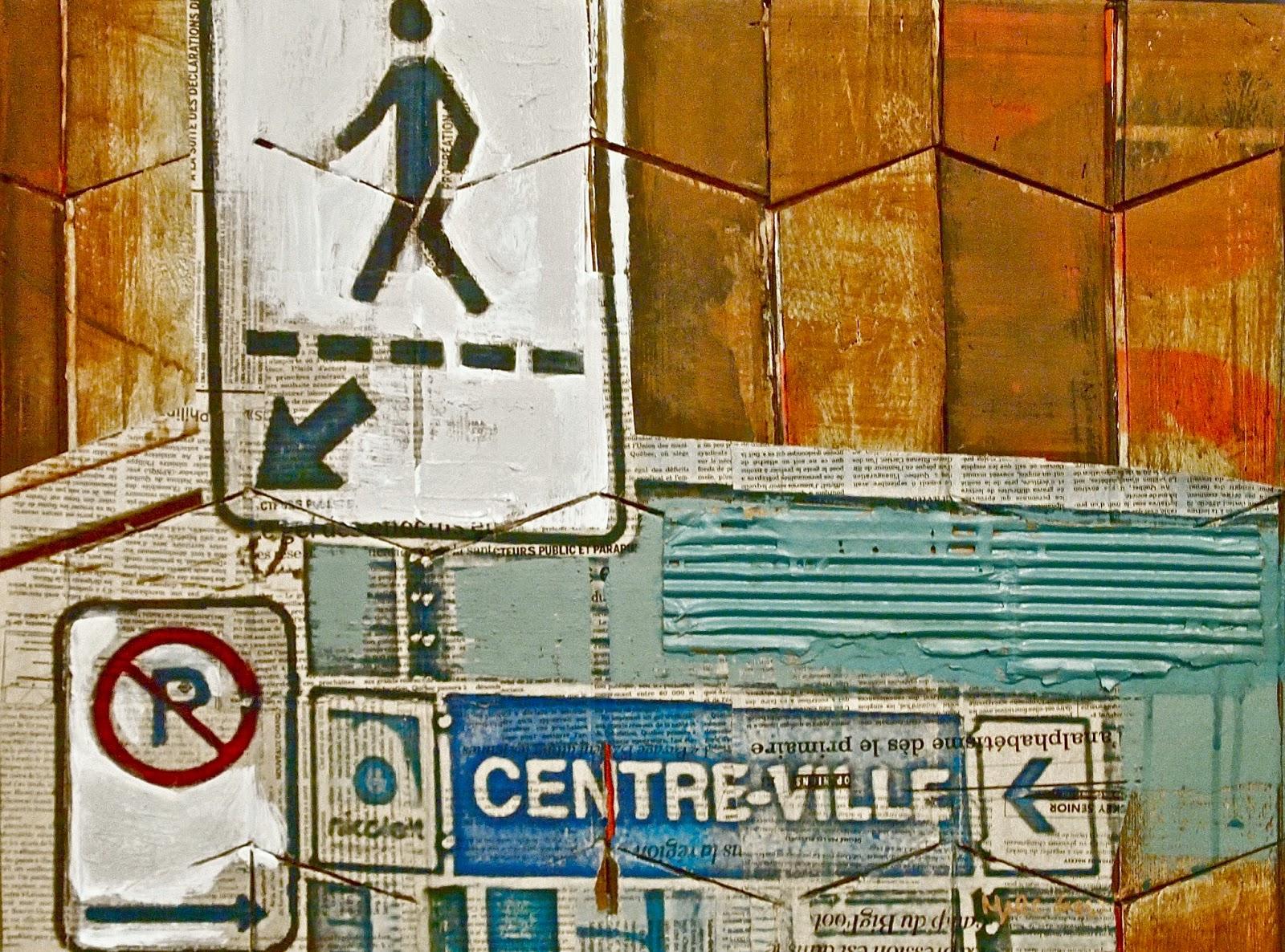Signalisation (centre ville)