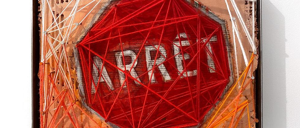 Arrêt ( The sun goes down)