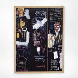 Reproduction Jean-Michel Basquiat