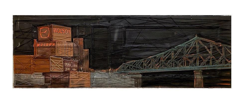 Molson / Pont Jacques Cartier