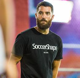 Rhett Bernstein, co-founder of SoccerShape