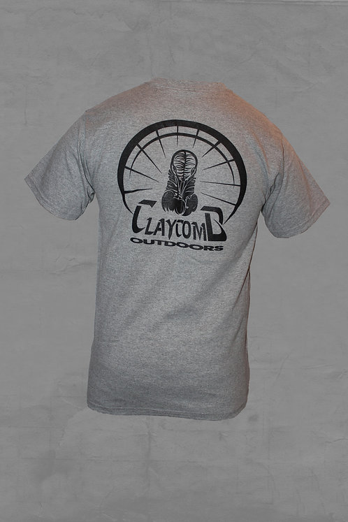 CLAYCOMB OUTDOORS OXFORD TEE