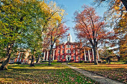 Bentley Hall, Allegheny College