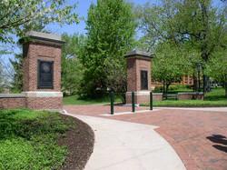 Brooks Gates, Allegheny College