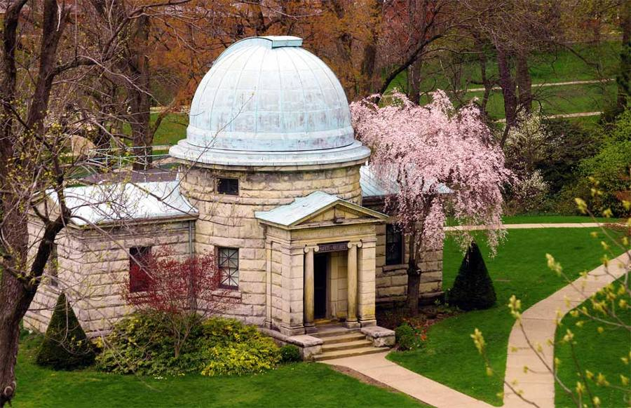 Newton Observatory
