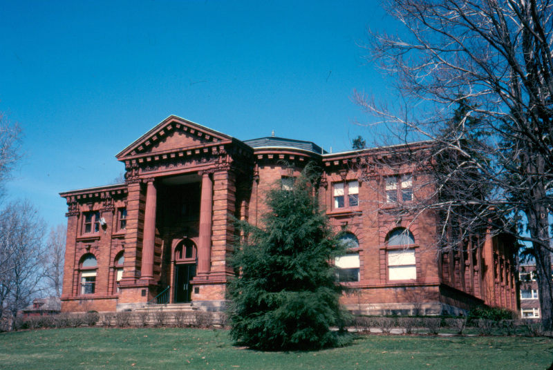 Reis Hall, Allegheny College
