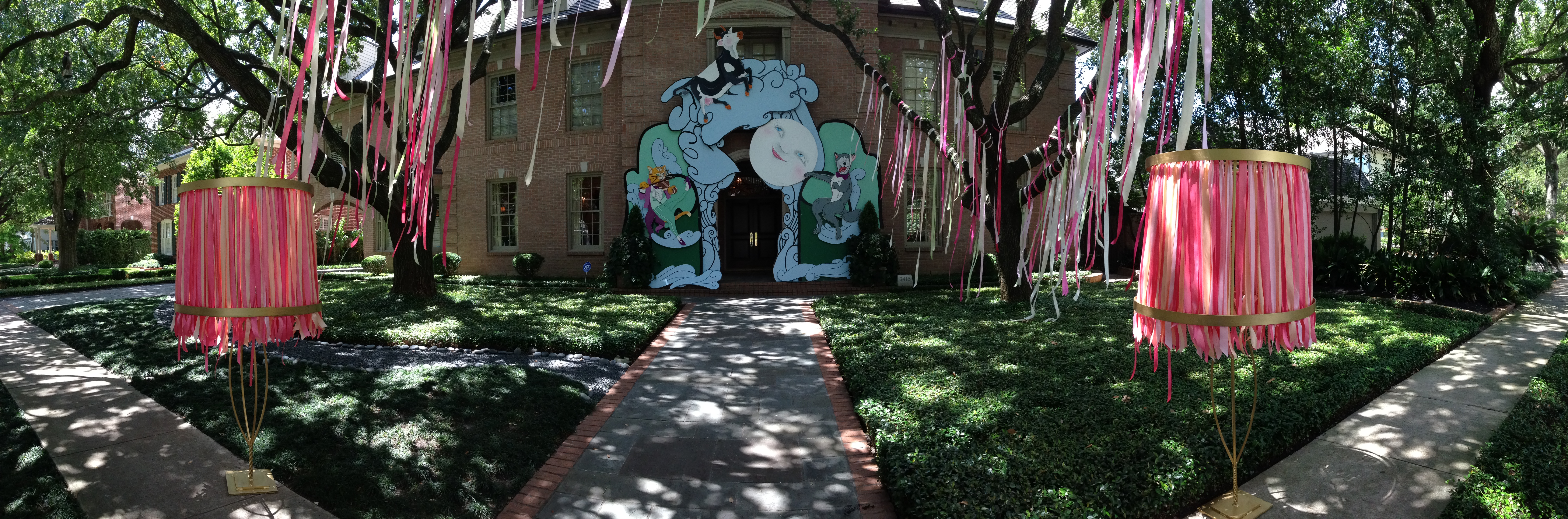 Nursery Rhyme Entrance