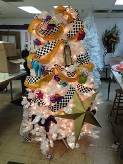 NYC & TX Christmas Begining Home 4