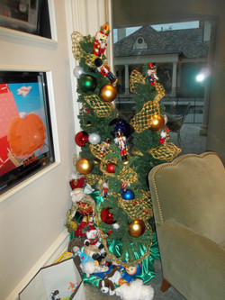The Play Room Trees