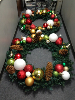 Wreaths for home
