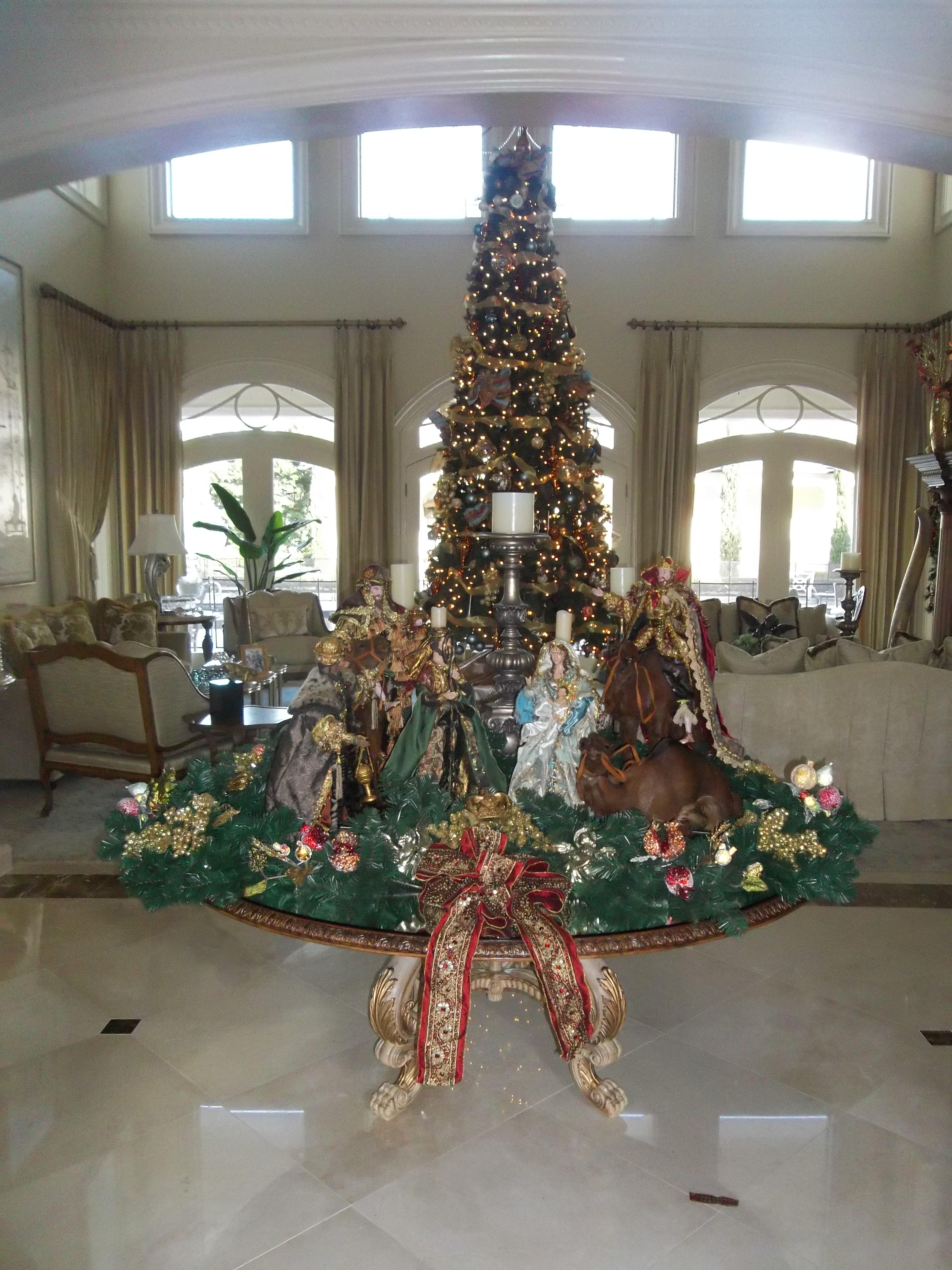 Nativity Set Front