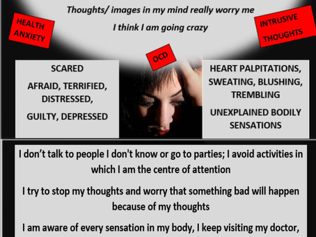 Treating anxiety and depression