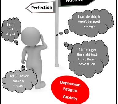 CBT for perfectionism