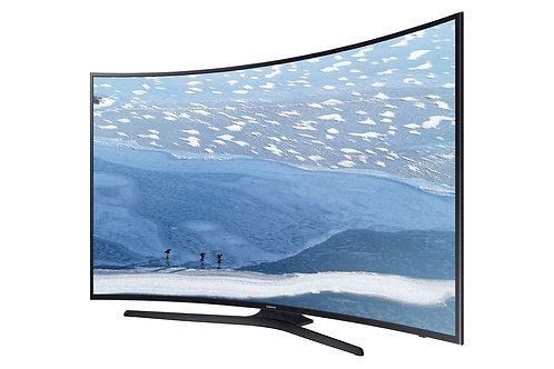 Samsung 55″ UHD Curved LED TV